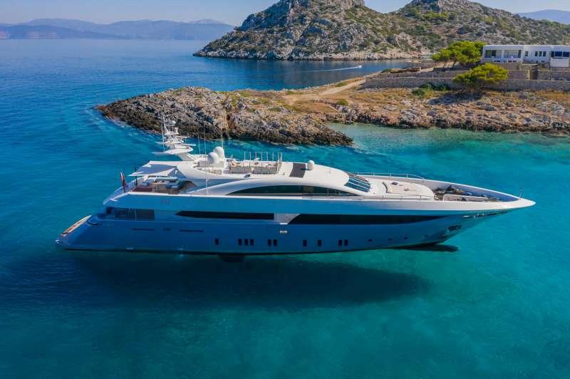 Charter Yacht BARENTS SEA
