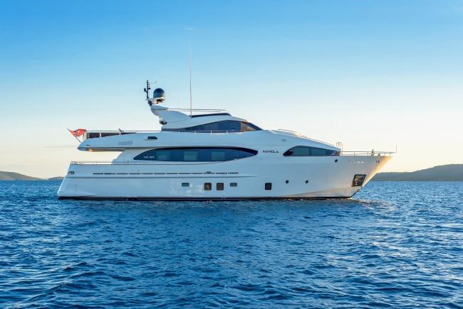 Motor Yacht NOVELA