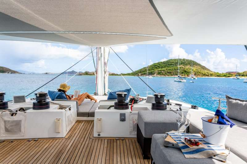 Charter Yacht SERENITY NOW