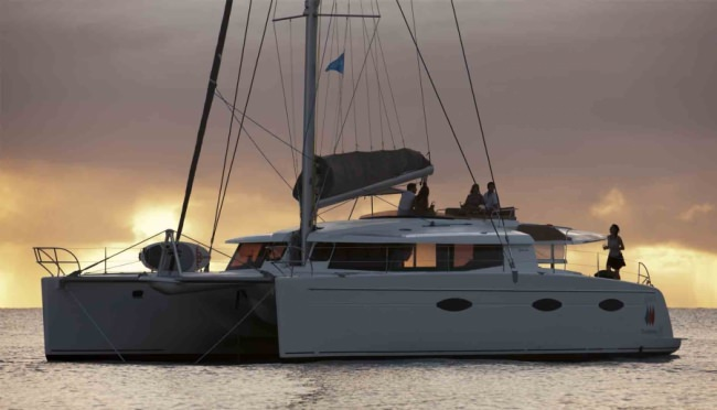 LA VANDALAY yacht main image