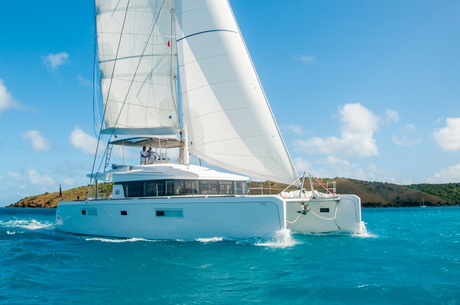 Lagoon 52's available for Crewed Charter and for Sale