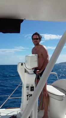 Yacht Blue Moon Catana customer review image