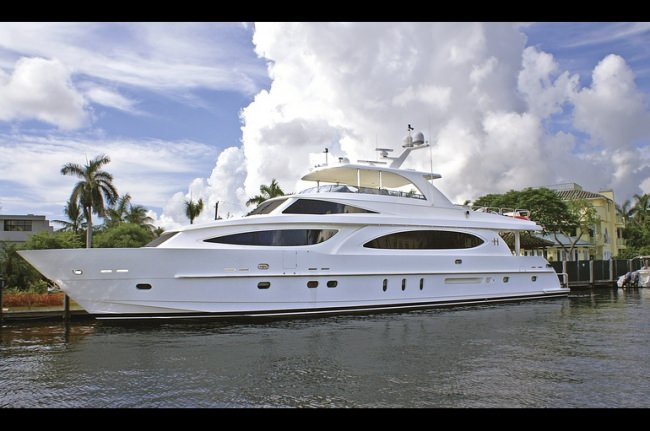 Charter Yacht PERFECT HARMONY