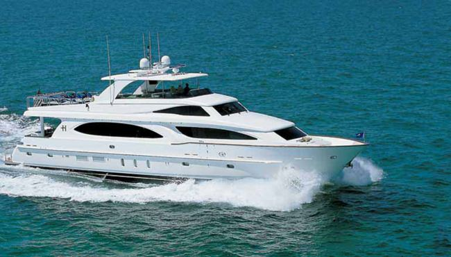 Motor Yacht CAMELOT