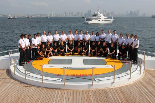 Yacht Rental Crew