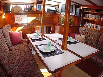 Onboard Dining