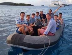 Yacht Karizma customer review image
