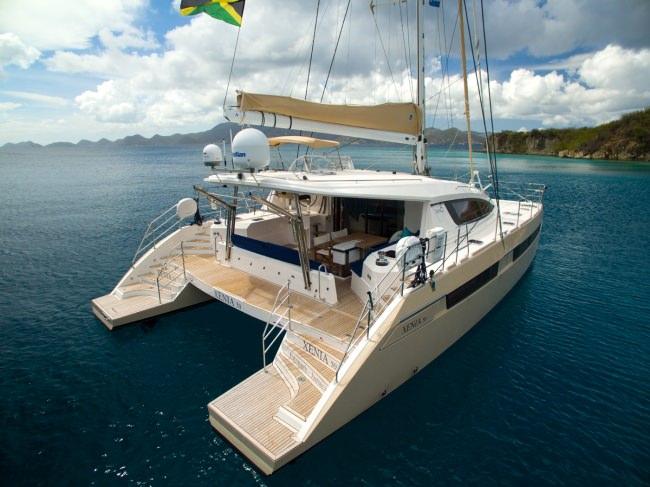 charter yacht Xenia50