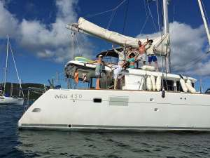 Yacht Delicia customer review image