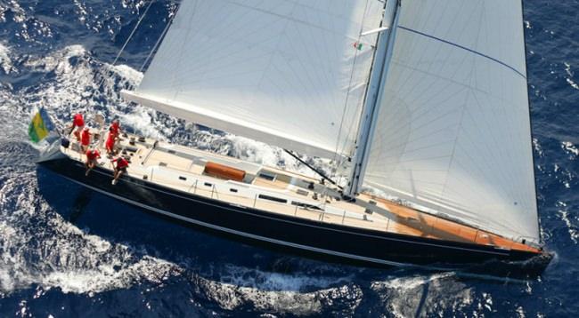 Sailing Yacht SOUTHERN STAR