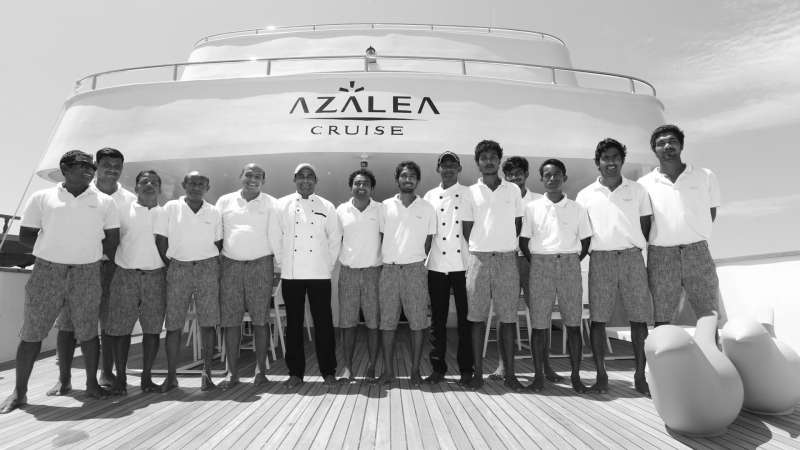 Crew of AZALEA