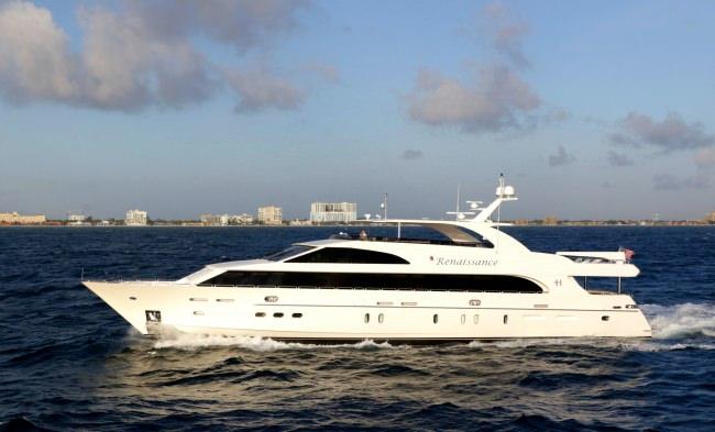 Yacht RENAISSANCE