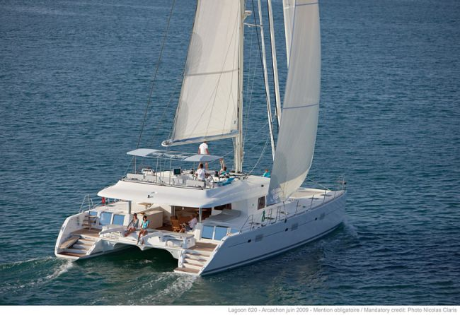 Catamaran AQUATOPIA