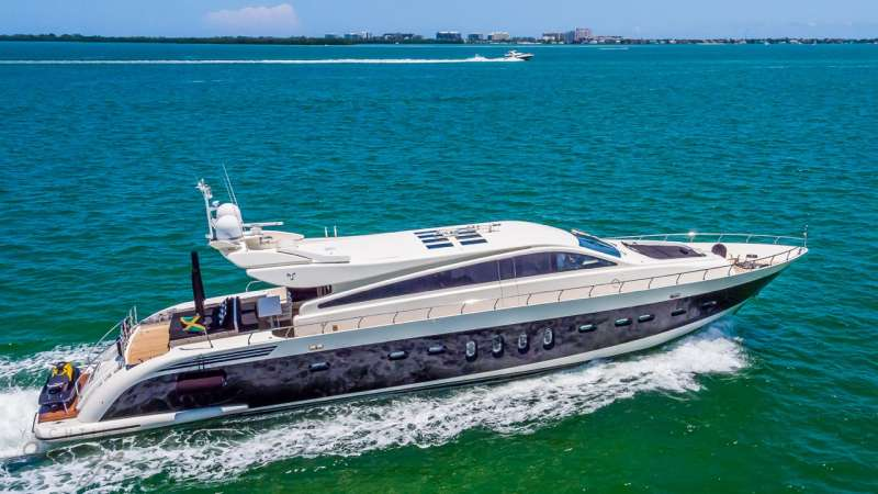Friday Luxury Yacht