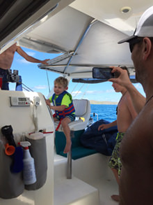 Yacht Makai customer review image