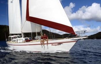Flamboyance Yacht Charter Monohull Ritzy Charters