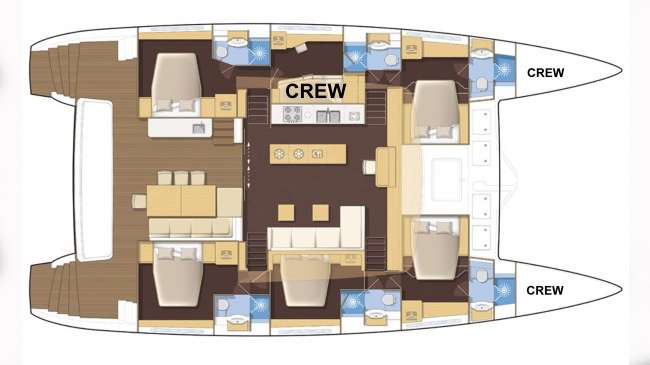 SEAHOME Layout