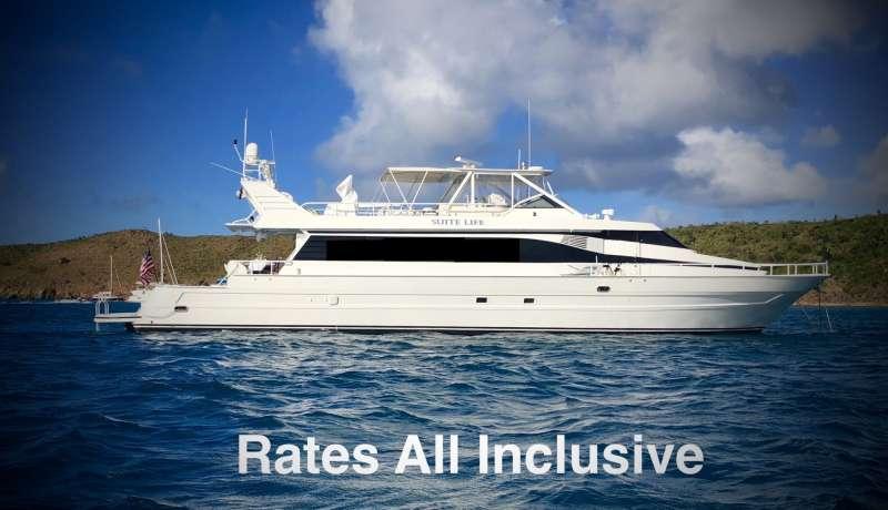 Yacht SUITE LIFE