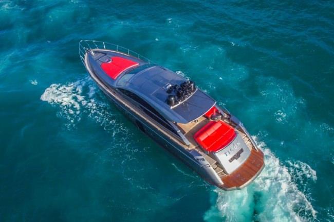 TICUN Luxury Yacht