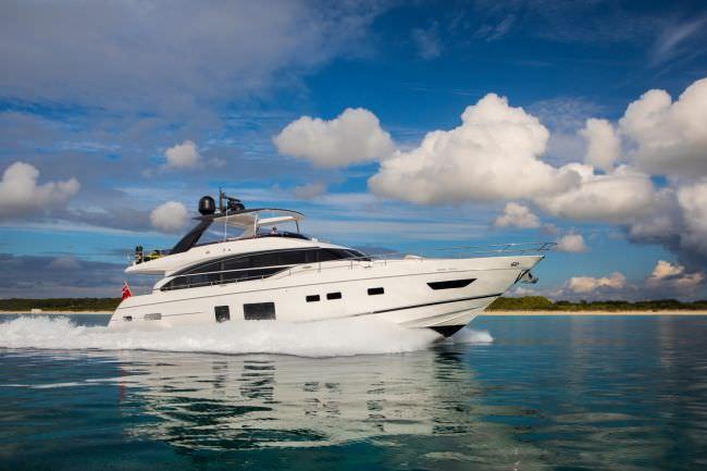 Motor Yacht LA VIE