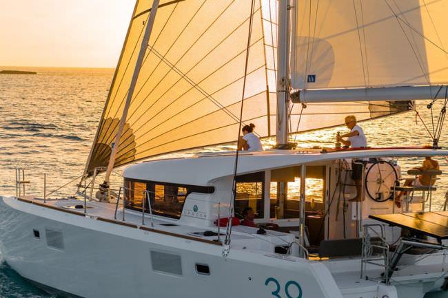 Catamaran GLORY DAYS