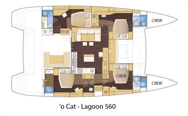 O Cat Layout