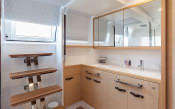 Master cabin bathroom - sistership
