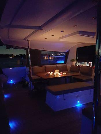 TIZIANO SABA50 Dinning Lounge area
