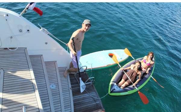 Kayaks for 2!