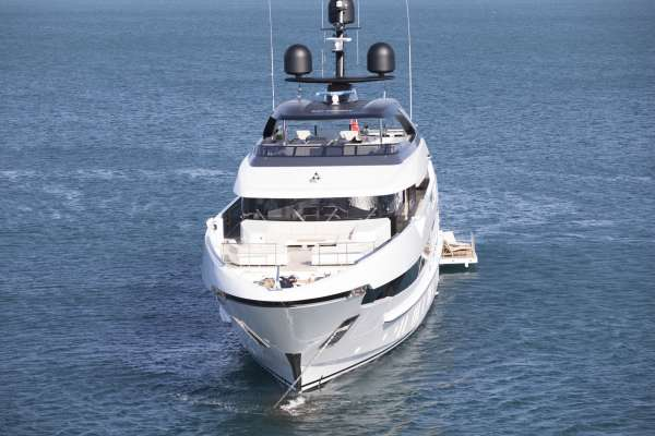Seven Sins Ii Yacht Charter in W  Med -Naples/Sicily, W  Med