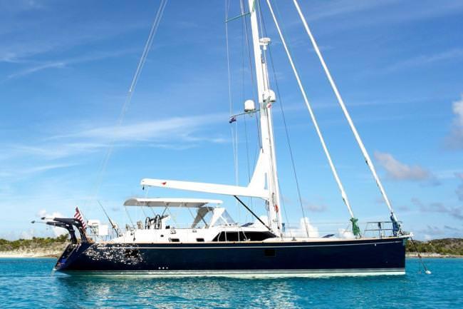 BLUE STAR yacht main image