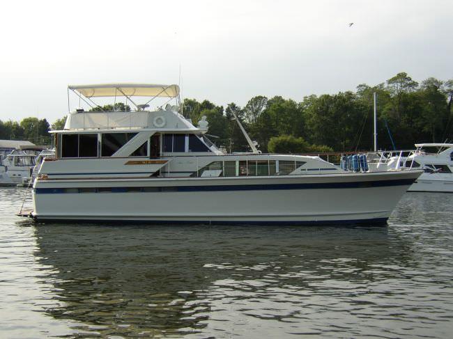 BLUE JACKET Yacht Charter Motor Boat - Ritzy Charters
