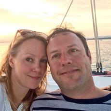 Alexandra and Richard