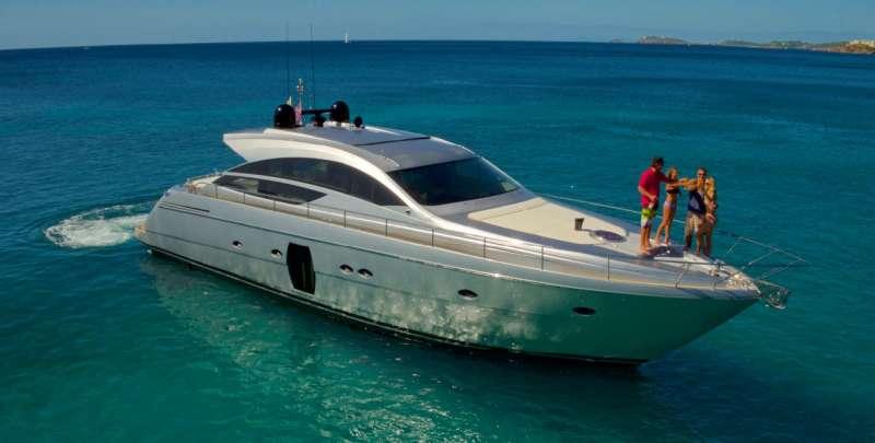 REBALANCES yacht main image