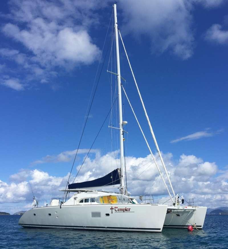 Catamaran Virgin Islands Vacation: Caribbean Charter Caribbean Yacht Charters