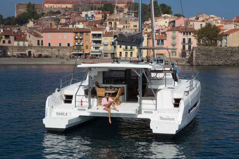 Catamaran MedCat3