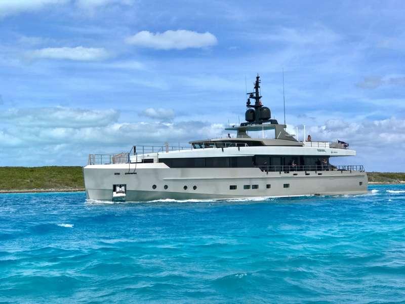 Yacht JEDI