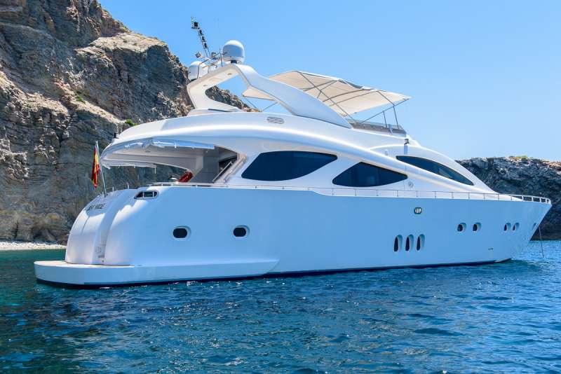 Motor Yacht SEAWIDE