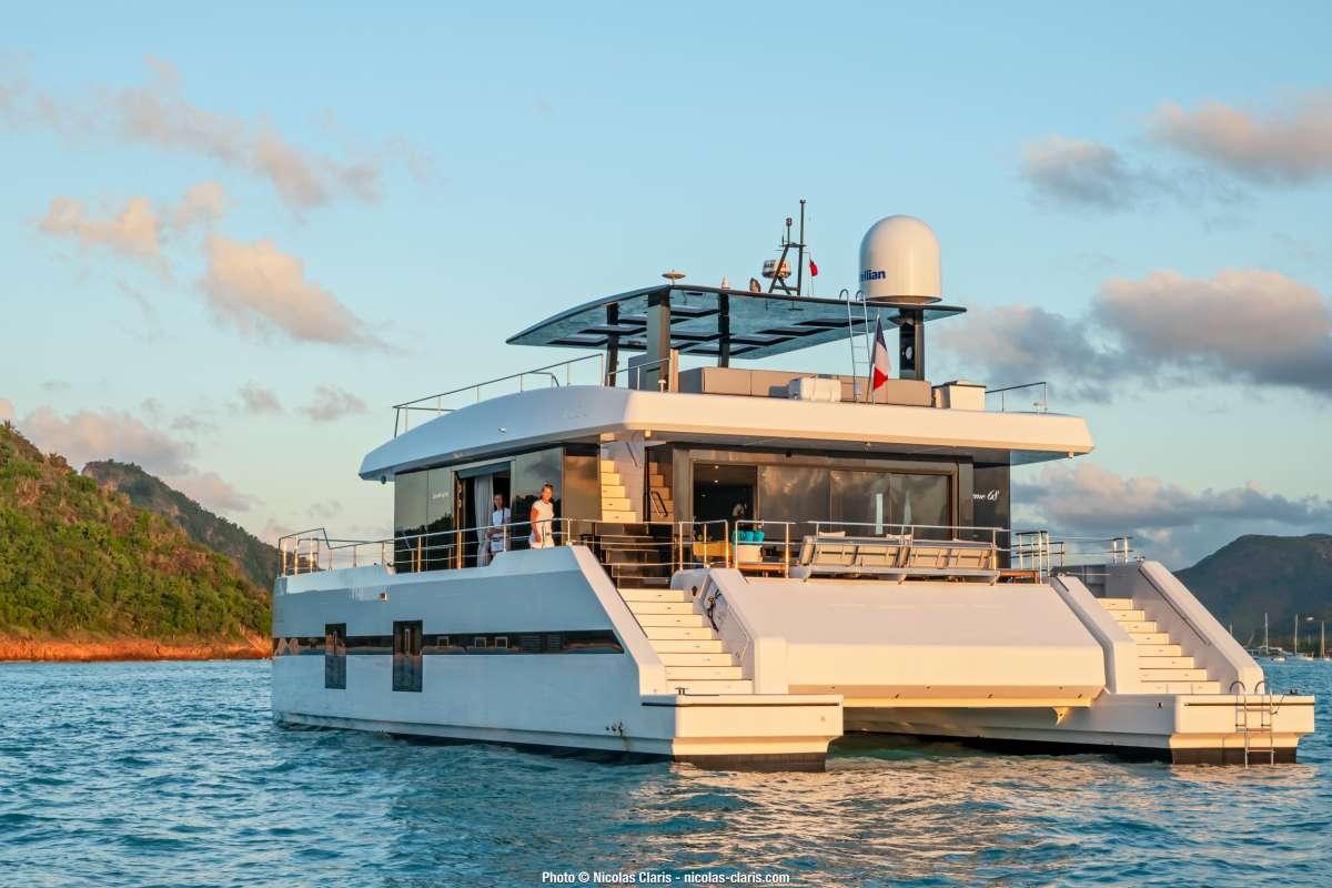 Yacht MAYRILOU