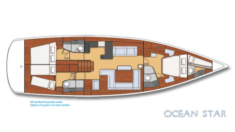 Ocean Star Layout
