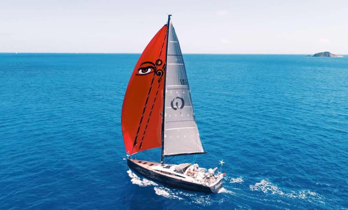 charter yacht Bodhisattva