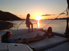 Yacht Azuria customer review image