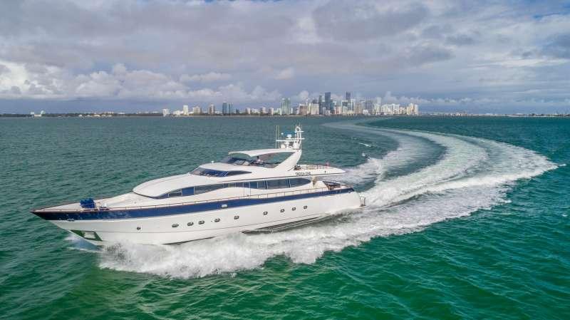 TROCA ONE Luxury Yacht