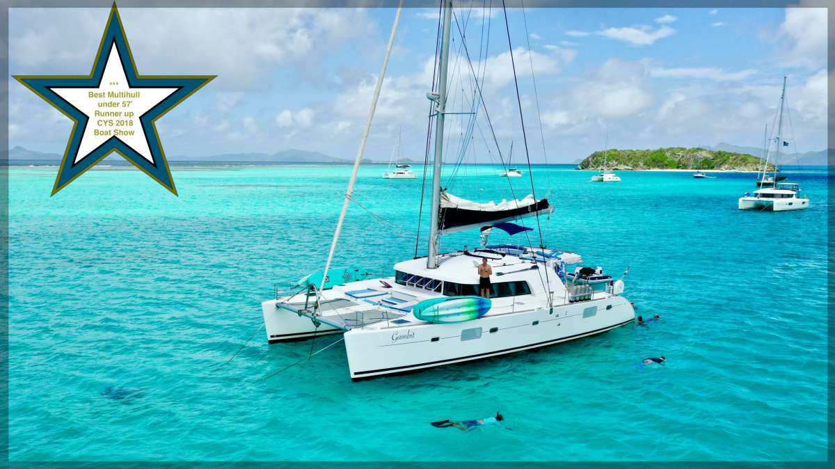 GAMBIT yacht main image