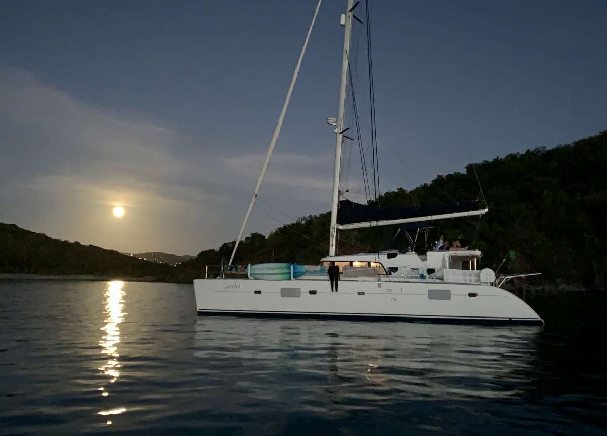 2018 Best Multihull Under 57ft - Runner up
