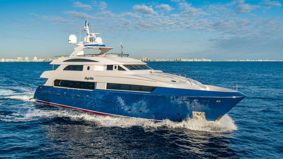 Yacht LADY LEILA
