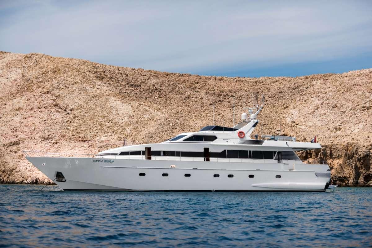 Motor Yacht Bora Bora II