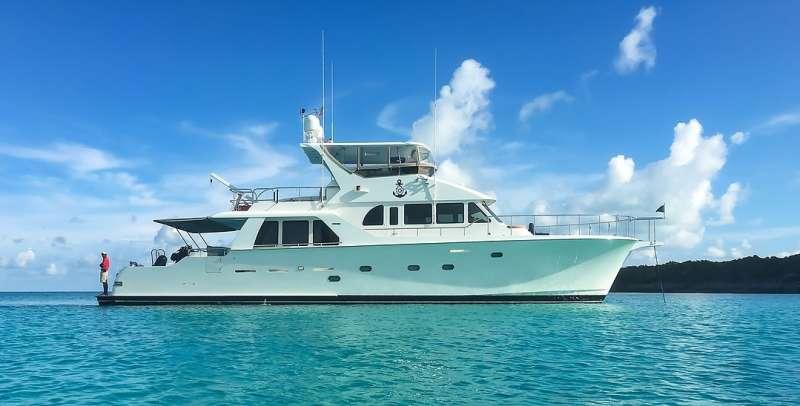 Yacht Illiquid