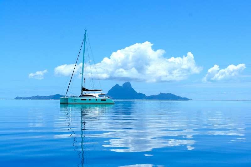 Catamaran TOHORA