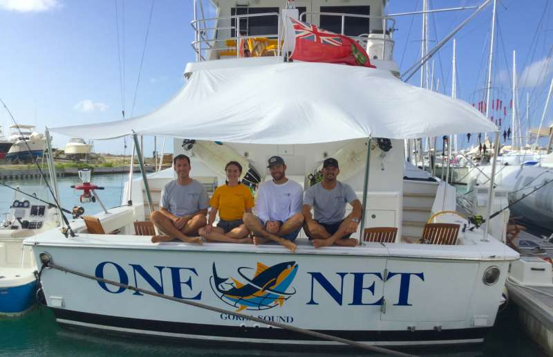 Crew of ONE NET